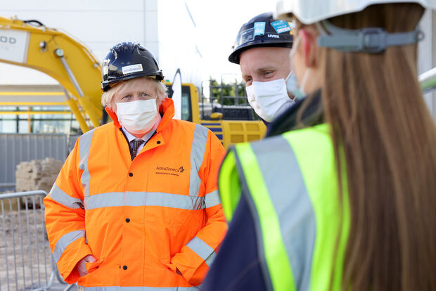 PM sees major investment in Macclesfield's AZ site
