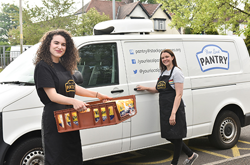 Your Local Pantry helps tackle school holiday hunger in Stockport