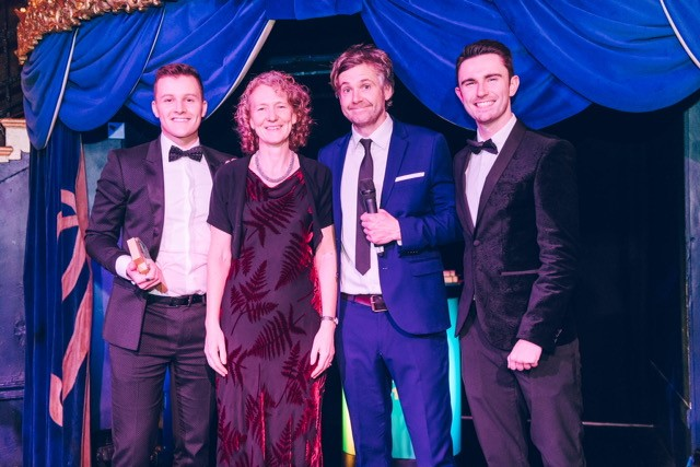 Vernon Building Society awarded 'Best Savings Provider 2019'