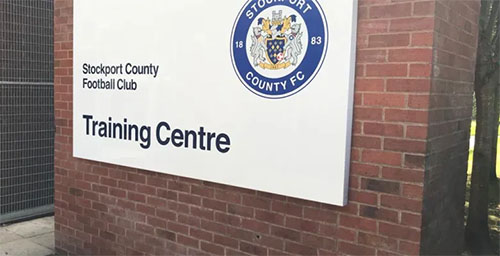 New training centre for County