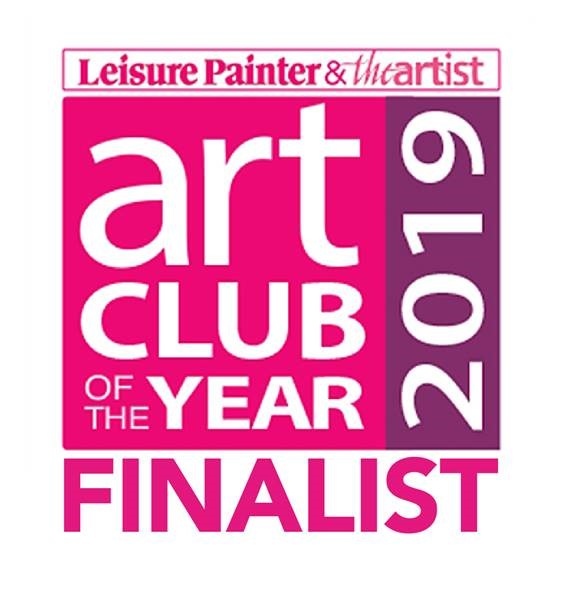 Stockport Art Guild reaches Art Club of the Year 2019 final