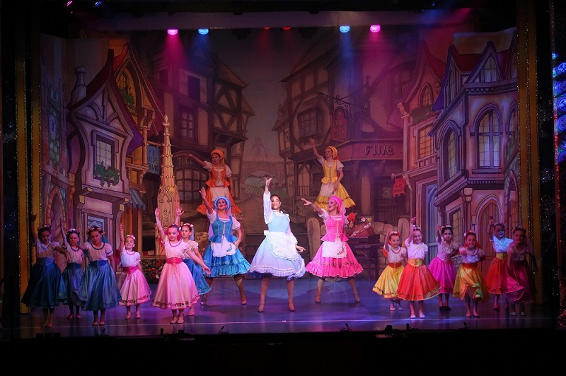 Be our guest as beauty and the best heads for the Stockport Plaza