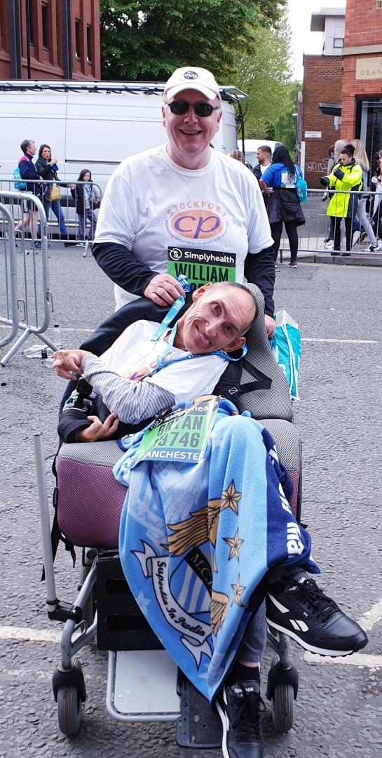 Bryan raises over £700 to celebrate his 62nd birthday