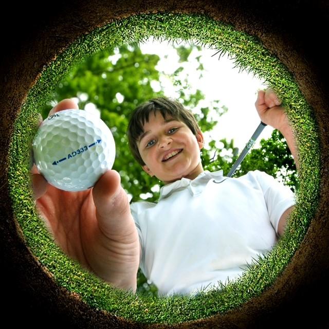 Birdie Machine Alexander wins Greenbank Golf Day
