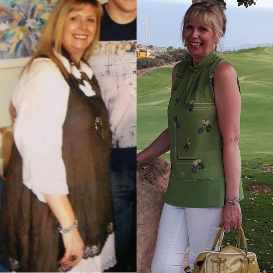Tytherington Slimming World consultant's Story