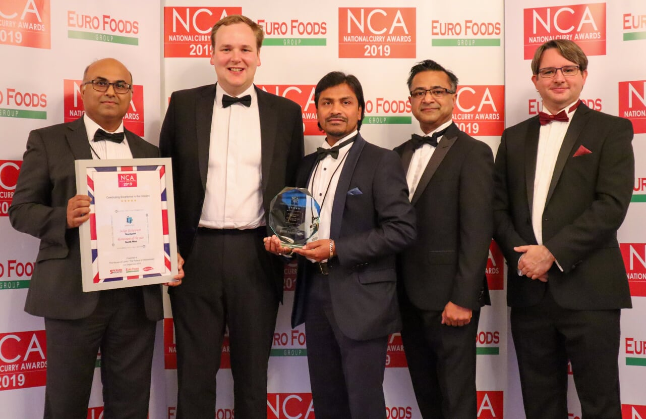 Curry heroes honoured at National Curry Awards
