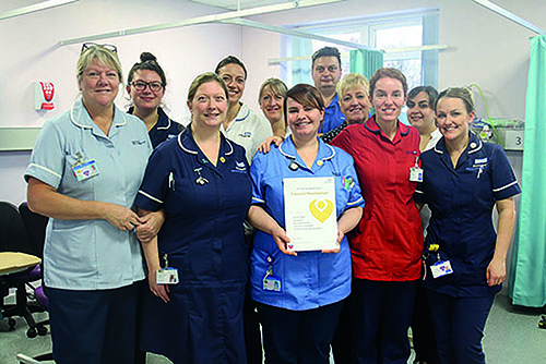 Recognition for quality cancer care