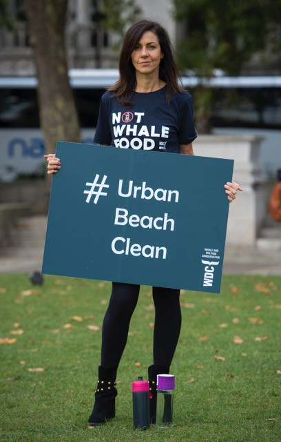 Wildlife charity launches local Urban Beach Clean