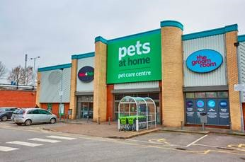 Pets at Home debuts new pet care centre in Stockport