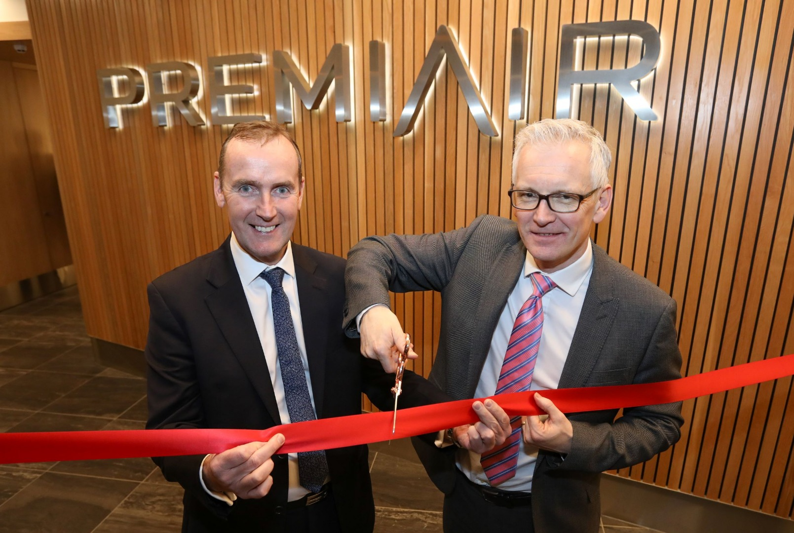 Manchester Airport has officially opened new private terminal, PremiAir
