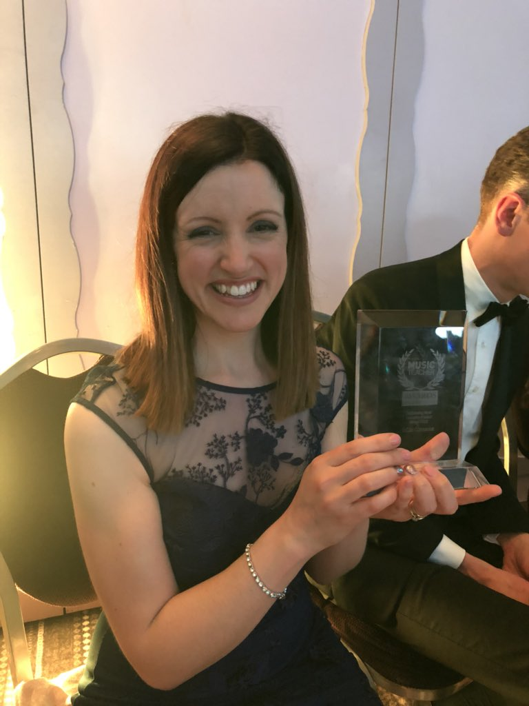 A Stockport entrepreneur has won a prestigious industry award
