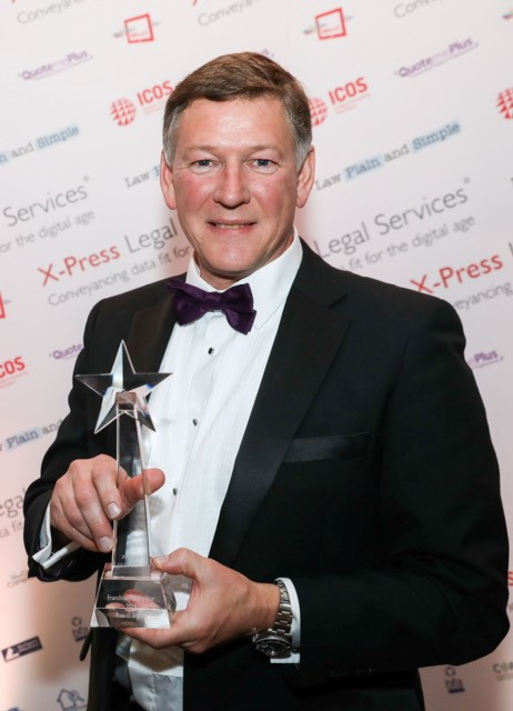 Stockport business owner honoured at national awards