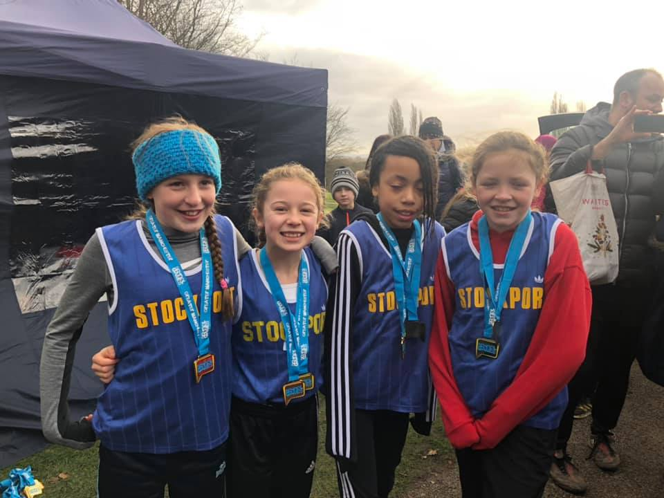 STOCKPORT ATHLETICS TRIUMPH