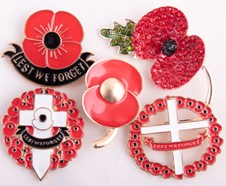 British public urged to beware of poppy merchandise scams